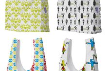 Tote bags patterns