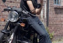 <3 Biker's / All men with Motorcycle's or the like
