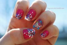 nails. / by Bayley Lawrence