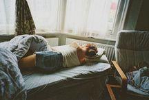 Uma cama king size / aquilo que te conforta