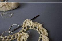 Háčkované a pletené