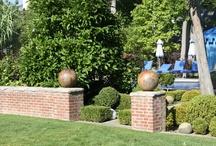 Art & Sculpture in the landscape / Landscape Architecture