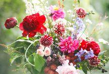 Floral Statements / Large floral arrangements