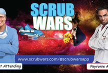 SCRUB WARS #USMLE GAME SCREENSHOTS & Video / Screenshots and Video Play of SCRUB WARS USMLE Medical study app! Download now on iTunes and Google Play. #USMLE  / by Medical Study Gaming Apps