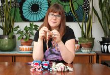 Meet the Crafters / Interviews with our talented Crafters over the years