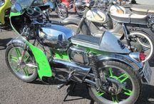 Motorrad Verkleidung / Habermann