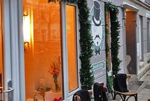 Cafe in Hamburg