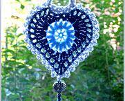 Crochet-Motiff/Squares / by Susan Hanson