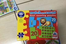 English Board games