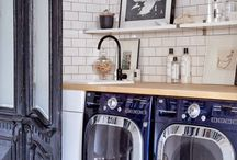 Laundry room / by Green Lake