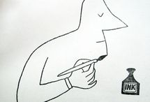 drawing - saul steinberg