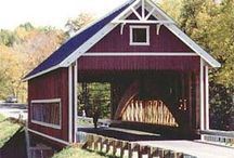 Covered Bridges / by Angie Skelton