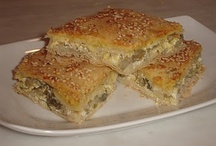 Greek Pies / A selection of authentic and delicious Greek pies.