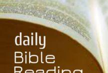 Bible reading plans