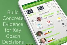 App for Sport Coaches / iGrade is a one stop shop powerhouse for #Sports #Coaches with detailed and precise information on Players, Practices, Games, Attendance and More.  iGrade for Sports has a unique player scoring module to help precisely evaluate performances based on facts and have concrete evidence of the Coach decisions.