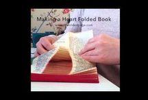 skládání knizek
