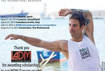 WDM Scholarships / Over $240,000 in dance scholarships awarded at World Dance Movement events yearly.