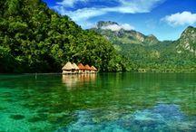 Ora Island - Indonesia
