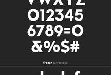grafika, typografia