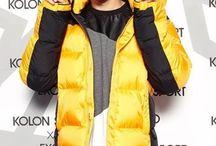 EXO X Kolon Sport Pre-Winter Party 140919