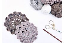 ✿ Crochet Doily's & Coasters ✿