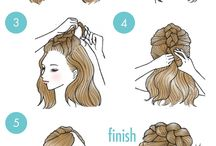 Saçların Güzelliği