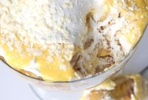 triffle & other desserts / by Amber Bottrell
