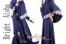 Aisha Bright, Muslim Wear