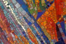 Mosaics - abstract