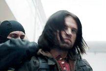 Bucky, Steve etc