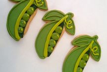 Fruits and Veggies... Cookie Style!