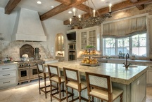 Kitchens! / by Tracey Travis