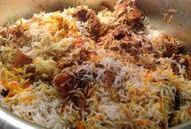 pakistani / indian food