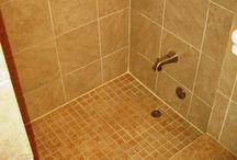 Alamo Handyman ~ Bathrooms / The bathroom is a very important room for your family!  We enjoy making it more functional and beautiful at the same time!  www.alamohandymantx.com