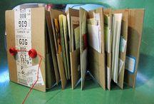 Travel Journals / Travel journals, travel memorabilia, travel memories, recordações de viagem, diários de viagem.