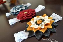 Headbands and Hair Accessories / by Susan Brown