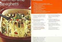 Pampered Chef recipes & products  / by Angie McDaniel