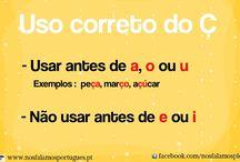 PORTUGUÊS: Gramática / La gramática del Portugués.