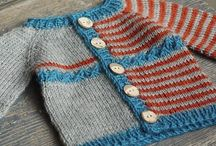 Children knitting patterns