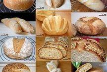 Doce receta de Pan