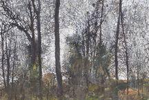 Trees Draw Paint Sculpt