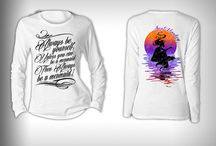 Etsy Store - Mermaid Shirts