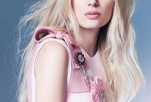 Pretty in Pink / - Editorial Love -