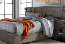 Bedroom Retreat / Curate your space for relaxation with a Palliser bedroom paired with inspiration for other bedroom design elements.