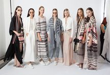 Backstage Summer '15 / Backstage of the Temperley London Show Summer '15 at the  London Fashion Week - Collection available online and in store February 2015 / by Temperley London