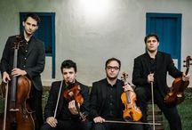 Apresentação do Quarteto  - Orquestra Camerata Indaiatuba.