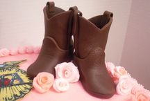 Cowboy Boot Topper