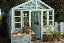 Växthusen i mina drömmar... (ska bli verklighet ta mig tusan)