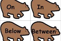 Basic Concepts/Prepositions