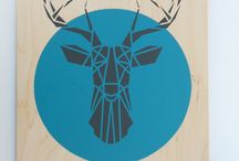 Logo / Najlepsze projekty do wyboru skromnego, męskiego, designerskiego logo.